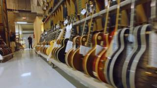 Download Behind The Magic: A Look Inside The Gibson Custom Shop Video