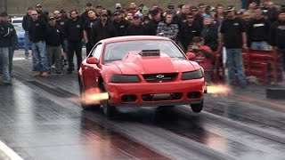 Download CHEVY Powered Mustang LOVES Nitrous Video