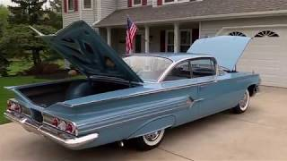 Download 1960 Chevy Impala - For sale at bluelineclassics Video