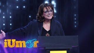 Download Carmen Tănase, roast acid la iUmor: ″Delia, ești în primele trei cele mai mari cântărețe pop..″ Video