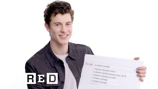 Download Shawn Mendes Answers the Web's Most Searched Questions | WIRED Video