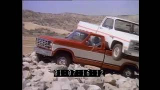 Download 20 Rare Ford Pick Up Truck Commercials from the 1980s! (F-150 and Ranger) Video