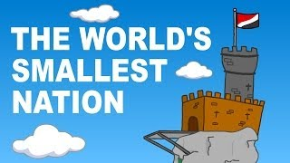 Download The world's smallest nation - Sealand Video