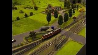 Download Modellbahnanlage unter Wien-Südbahnhof Video