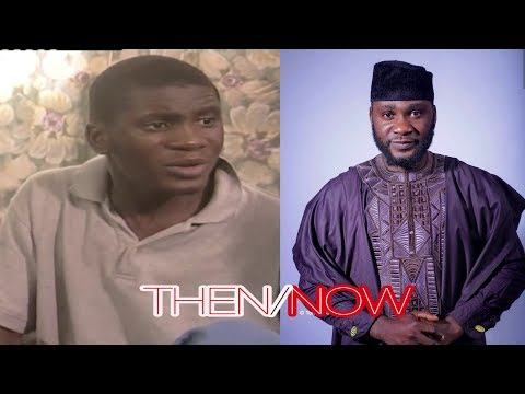 Is this the popular Nollywood actor, JIDE AWOBONA or his look-alike?