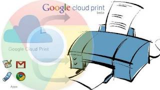 Download Print from anywhere to your printer using Google Cloud Print Video