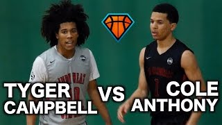 Download Tyger Campbell vs Cole Anthony Matchup Ends With a GAME WINNER!! | Top 5 Point Guards Battle Video