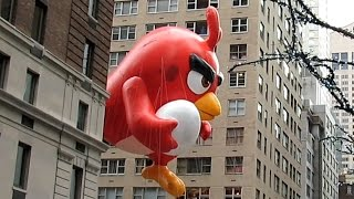 Download Macy's Thanksgiving Day Parade Balloons 2016, NYC Video
