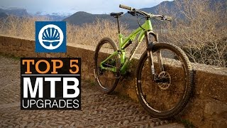 Download Top 5 - Best MTB Upgrades Video