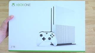Download Xbox One S (Slim) Unboxing! Video