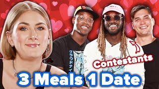 Download Single Women Pick Dates Based On Their Cooking Video
