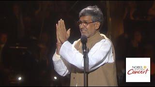Download Kailash Satyarthi 2014 Nobel Peace Prize Concert Speech Video