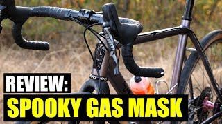 Download Review: Spooky Gas Mask Video