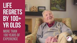 Download Life Lessons From 100-Year-Olds Video