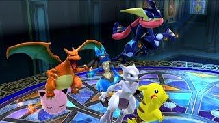 Download 20th Anniversary - A Pokemon Montage (Smash Bros Wii U) Video