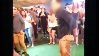 Download FBI agent under investigation after gun goes off on dance floor Video