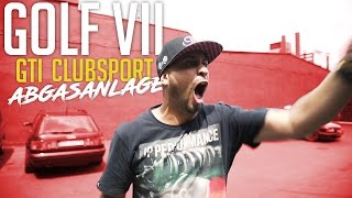 Download JP Performance - Golf VII GTI Clubsport | Abgasanlage Video