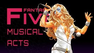 Download 5 Best Comic Music Acts - Fantastic Five Video
