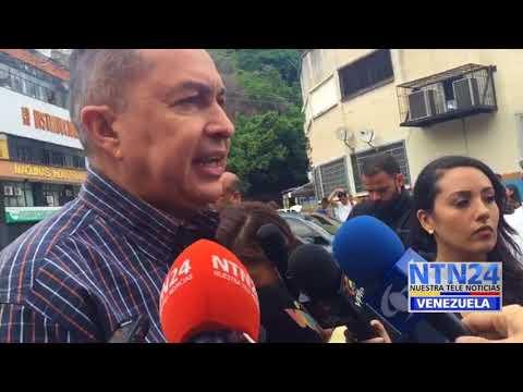 Diputado Richard Blanco confirmó que funcionarios del Sebin dispararon perdigones