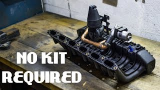 Download E36 M50 Manifold Conversion £30 DIY Pipework Setup Video
