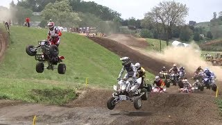 Download Round 2 AMA ATV MX Pro QuadCross 2012 Video