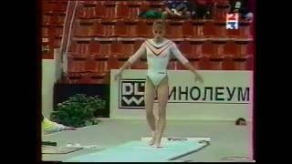 Download 1998 Gymnastics Europeans St Petersbourg Women AA Video