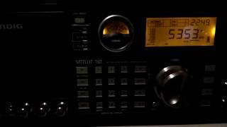 Download JT65 Amateur radio digital transmission @ 5353 kHz Video