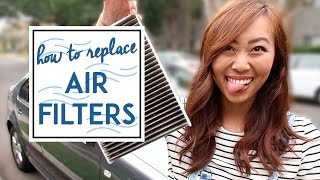 Download HOW TO REPLACE AIR FILTERS Video