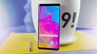 Download Samsung Galaxy Note 9 Impressions: Underrated! Video