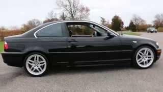 Download ~~SOLD~~2004 BMW 330Ci For Sale~Black on Black~Sport Pkg~6 Speed~Fantastic Condition! Video