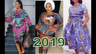 Download New Ankara Fashion Styles 2019 : Stylish Ankara And Aso ebi Styles Collection Video