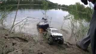 Download RC ATHLETES - RC Fishing Team - Return to Carburn Park Video