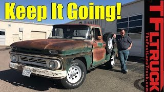 Download Daily Driver 1962 Chevy C10 with a Cool Story Video