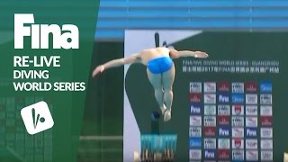 Download Re-Live | FINA/NVC Diving World Series 2017 #2 Guangzhou | Day 2 Video