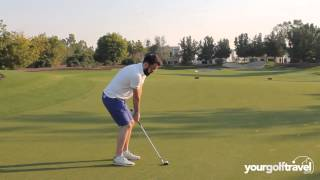 Download Jumeirah Golf Estates Earth Course, Dubai with Your Golf Travel Video