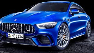 Download Mercedes AMG GT Live World Premiere 2019 Geneva 2018 New Mercedes-AMG GT 4-Door Coupe CARJAM Video