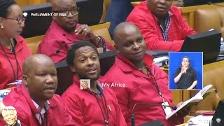 Download ANC Is ″African National Criminals″ Mbuyiseni Ndlozi Video