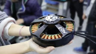 Download FPV Drone Motor Manufacturing at T-Motor Video