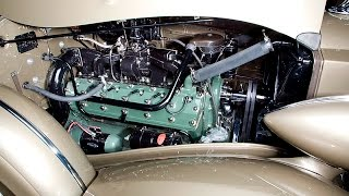 Download Remanufacturing a Packard V12 engine Video
