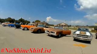 Download #NoShineShitList Ratty Muscle Cars Cruise/Dragrace Video