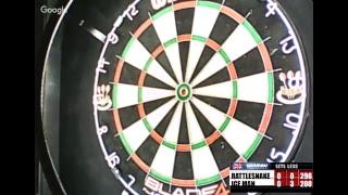 Download Rattlesnake vs ice man -WDA Darts Video