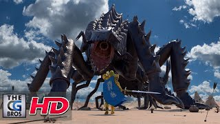 Download CGI 3D Animated Short: ″STORMLIGHT″ - Directed by David Fonti Video