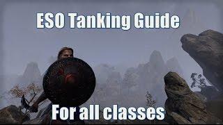 Download Elder Scrolls Online - Tanking Guide - ESO Video