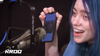Download Billie Eilish Talks About Her Relationship with Fans and Her Past Love of Justin Bieber Video