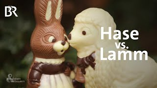 Download Hase vs. Lamm: Das Oster-Duell | Schwaben & Altbayern | BR Fernsehen Video