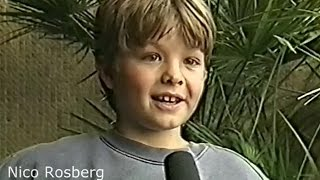 Download Nico Rosberg und Keke Rosberg im Interview 1995 Video
