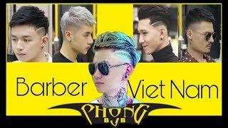 Download Top 10 Kiểu Tóc Nam Đẹp Nhất Của Phong BvB || BEST OF PHONG BvB || Phong BvB là ai??? Video
