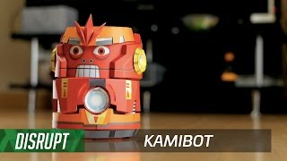 Download Kamibot teaches coding with cool robot toys Video