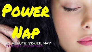 Download 20 Minute Power Nap | Fall Asleep Fast | Isochronic Tones | Afternoon Nap | Increase Energy Video