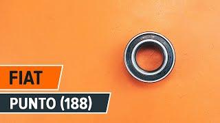 Download Cómo cambiar cojinete de rueda delantero FIAT PUNTO INSTRUCCIÓN   AUTODOC Video